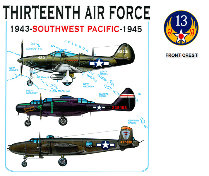Thirteenth Air Force