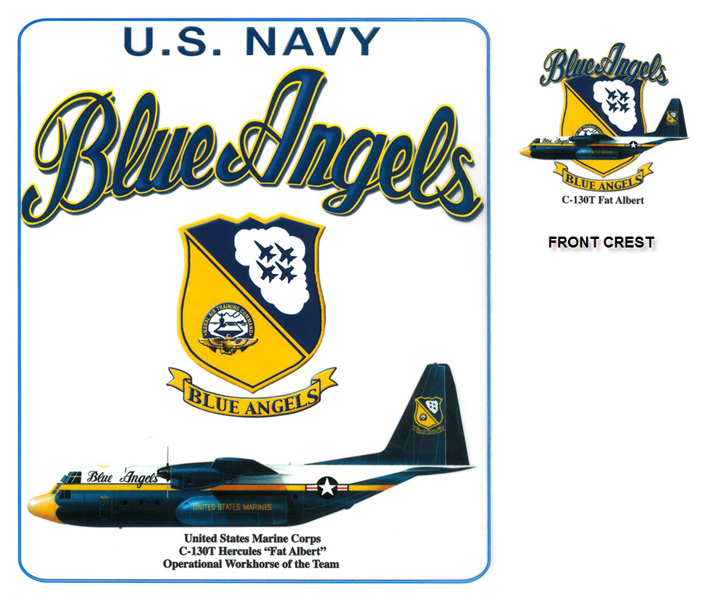 Blue Angels - C-130 Hercules