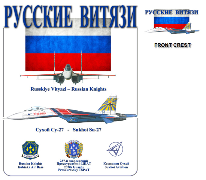 The Russian Knights
