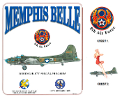B-17 Flying Fortress - Memphis Belle