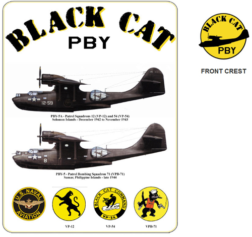 Black Cat PBY Catalinas