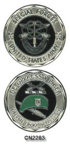 Challenge Coin - US Army - Special Forces