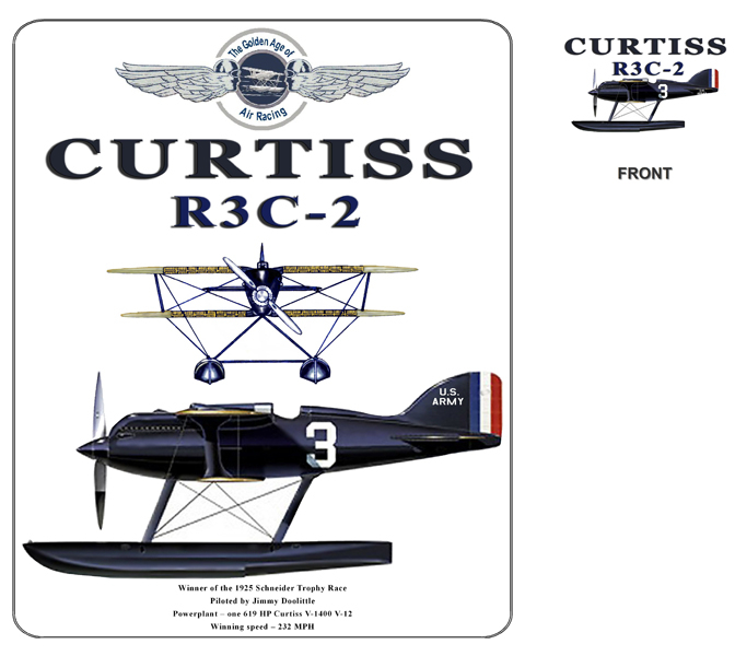 Curtiss R3C-2