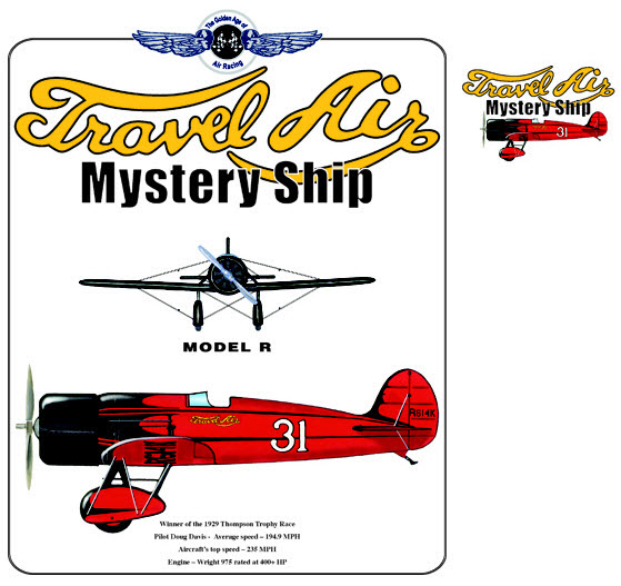 Travel Air Mystery Ship