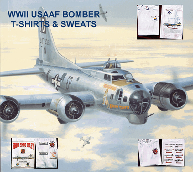 WWII US Army Air Corps Bombers and Air Force Units