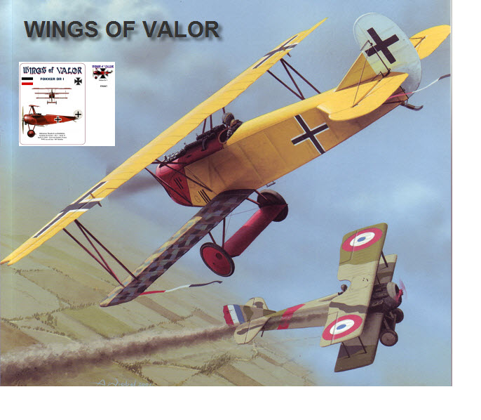 Wings Of Valor - Classic WWI Aircraft