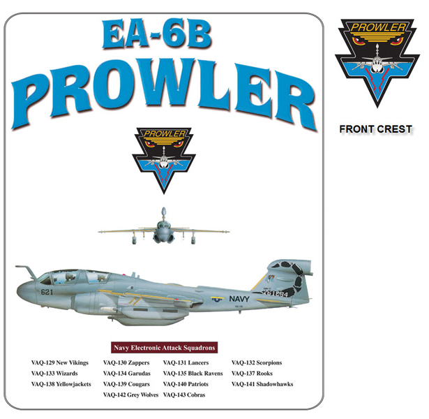 EA6B Prowler - Navy Squadrons