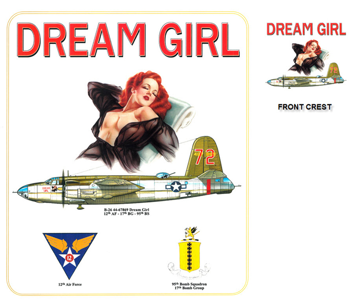 Dream Girl B-26