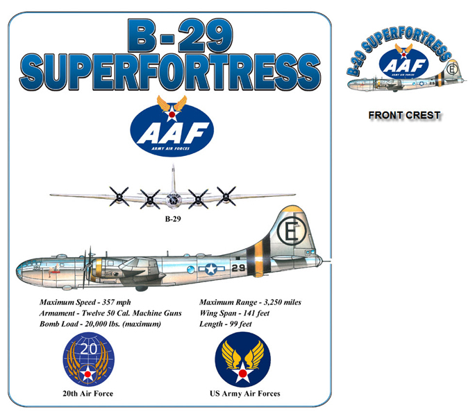 B-29 Army Air Forces SuperFortress