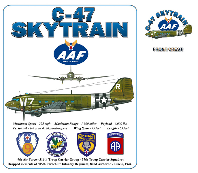 C-47 Army Air Forces Skytrain