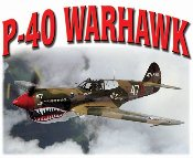 Kid's Design - P-40 Flying Tigers