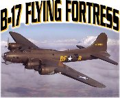 Kid's Design - B-17 Flying Fortress