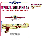 Wedell Williams - #121