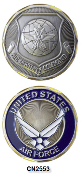 Challenge Coin - USAF - Air Mobility Command