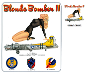 Blonde Bomber II B-17G Flying Fortress