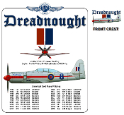 Dreadnought - Air Racing Sea Fury