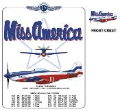 Miss America Air Racing P-51
