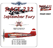 September Fury - Racing Sea Fury