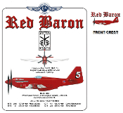 Red Baron - Racing P-51