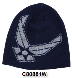 Cap - Air Force Woven Watch Cap