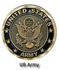 Challenge Coins - US Army