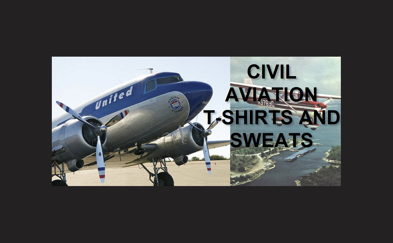 Civil Aviation T-Shirts and Sweats
