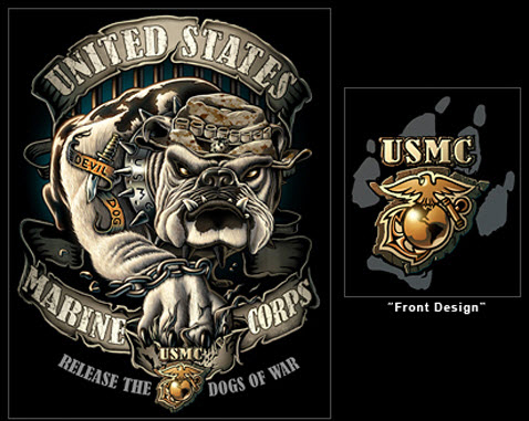Dogs Of War - USMC